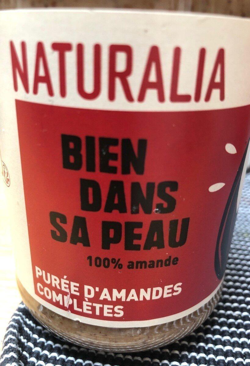 Puree d'amandes completes - Prodotto - fr