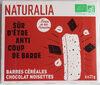 Barres céréales chocolat noisettes - Produit