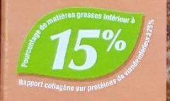 Boulettes au Bœuf - Informations nutritionnelles - fr