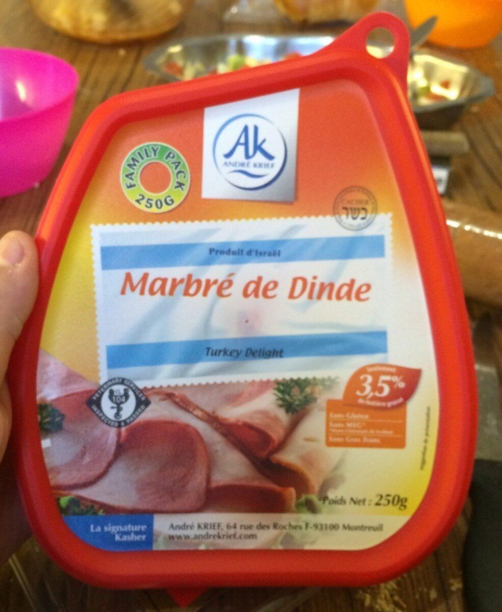 Marbré de Dinde - Produit - fr
