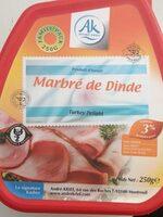 Marbré de Dinde - Informations nutritionnelles - fr