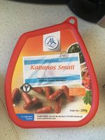 Kabanos Small - Product - fr