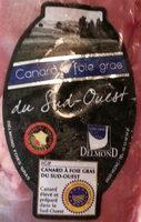 Canard à foie gras du Sud-Ouest - Ingrédients