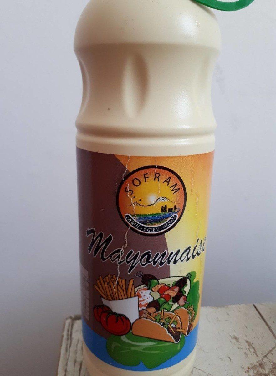 Sauce Mayonnaise Sofram 500 ML X 12 - Produit - fr