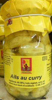 Ails au Curry - Produit