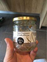 Sauce champignon et truffe d'ete (3%) - Produit
