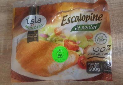 Escalope poulet halal AVS - Product