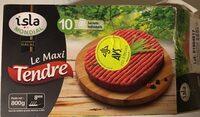Steak haché Le Maxi Tendre - Produit