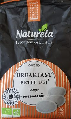 Café Breakfast Petit Déj' - Product