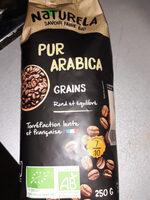 Café Pur Arabica en grains - Product - fr