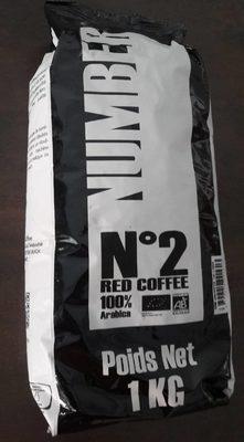 RED COFFEE N°2 - Produit - fr