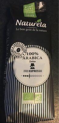 Cafe Pur Arabica Bio Expresso Naturela - Product - fr