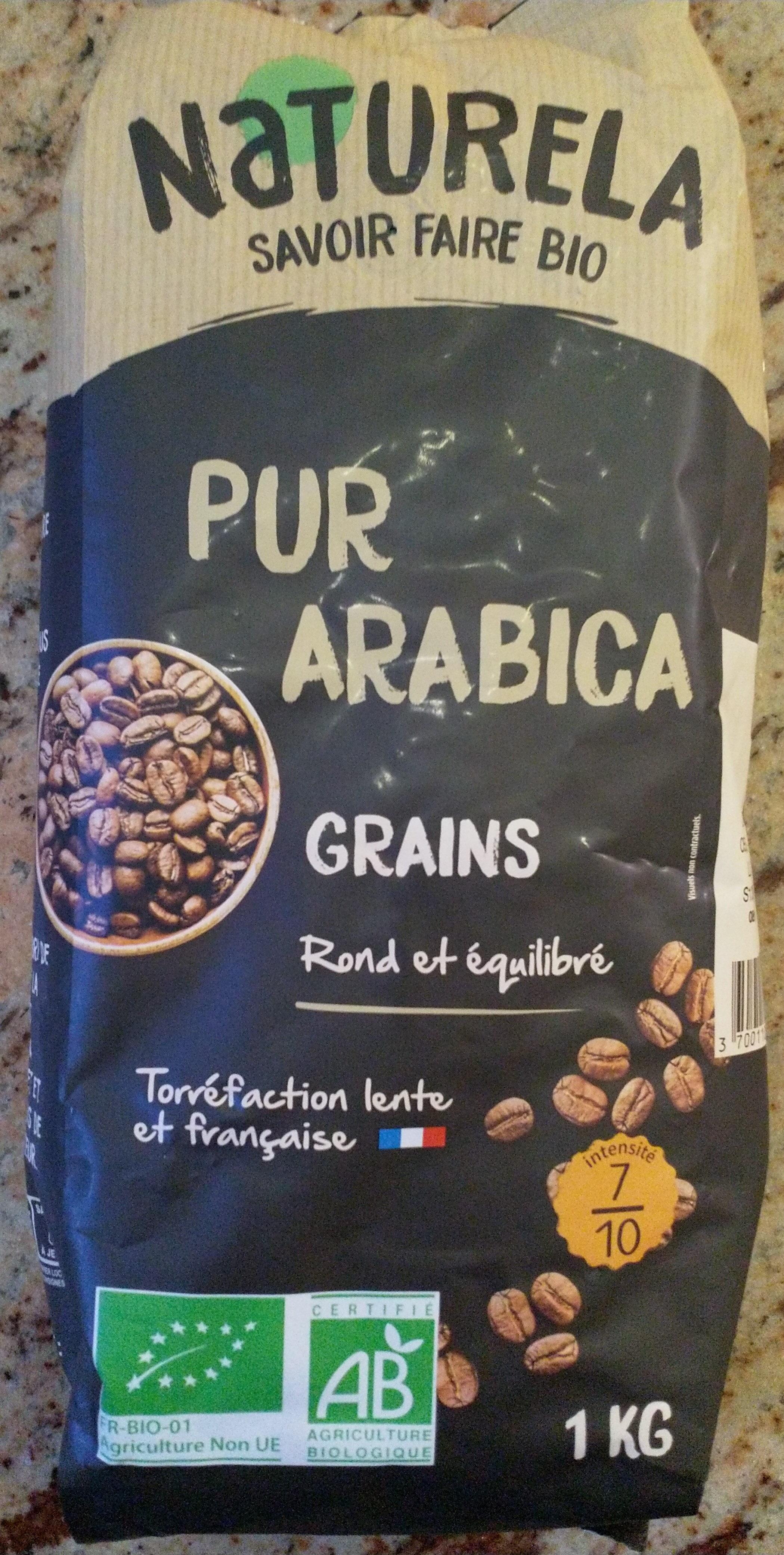 Café Bio En Grains - Product - fr