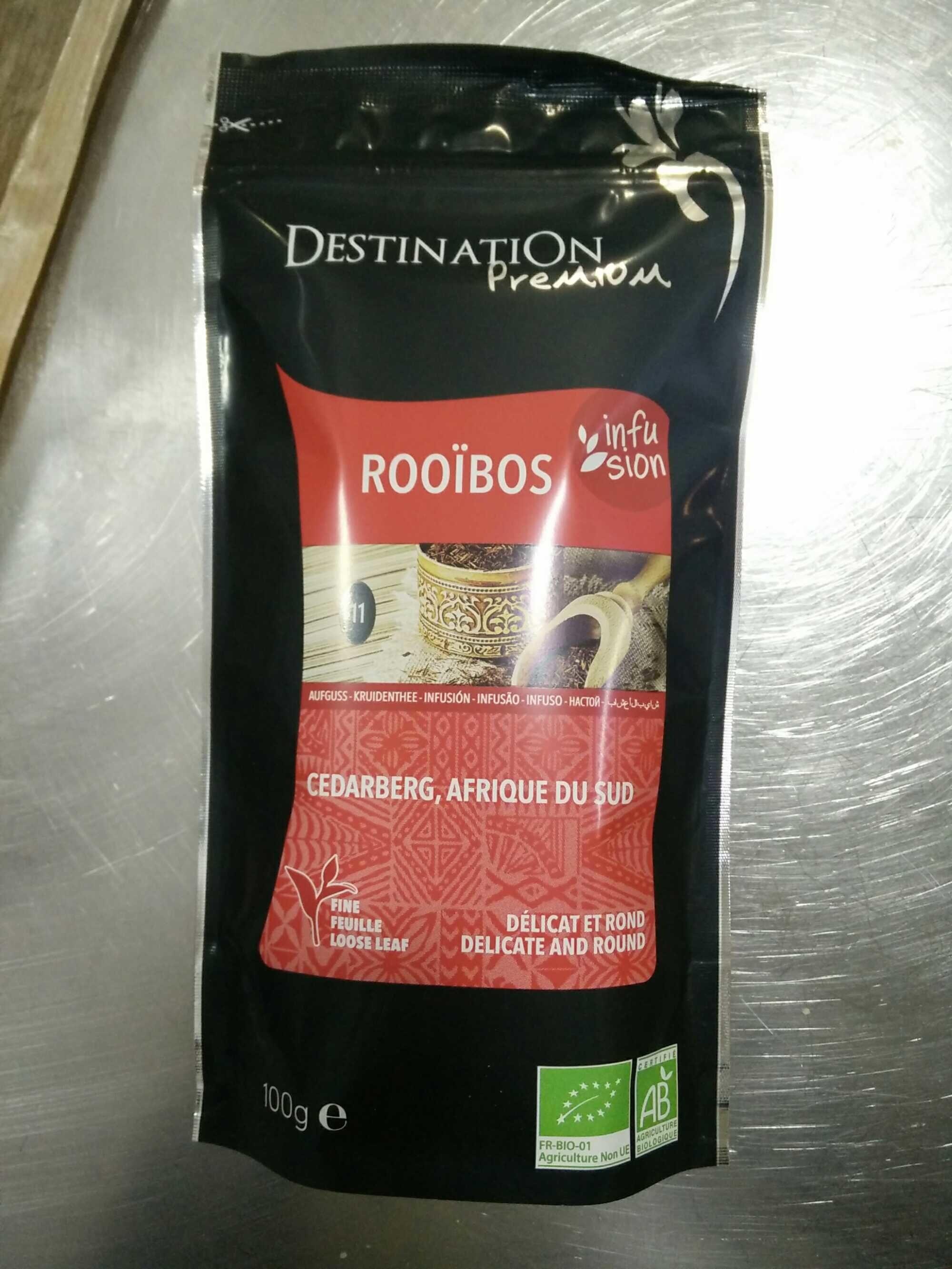The ROUGE AF DU SUD ROOIBOS - Producto - fr