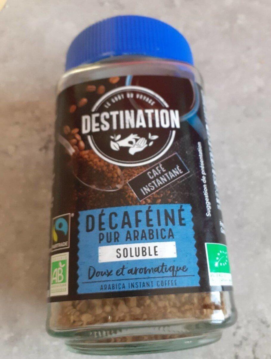 Décaféiné - Produit - fr