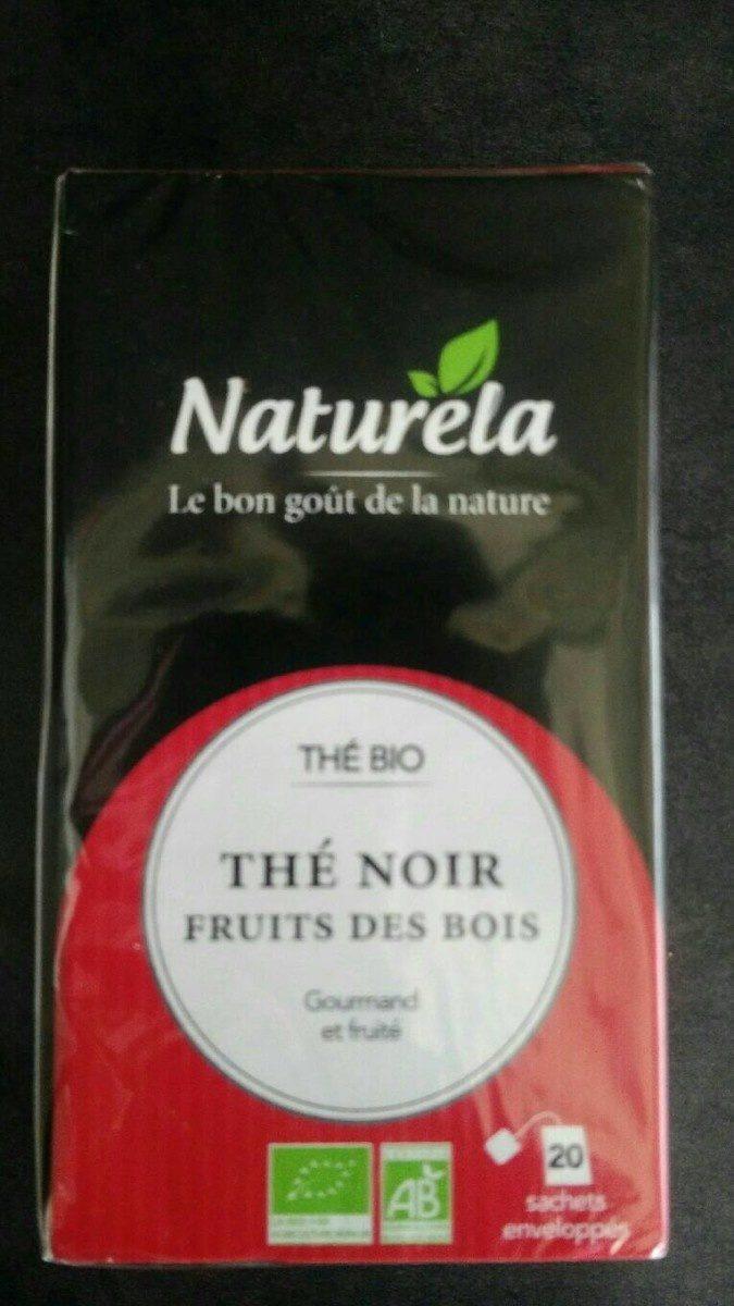 Thé noir fruits des bois - Product - fr