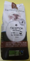 Exception 100% Arabica - Product