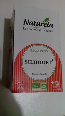 Infusion bio silhouet' romarin pissenlit - Product - fr