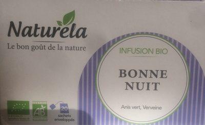Infusion bio Bonne nuit - Product - fr