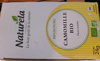 Infusion camomille bio - Product