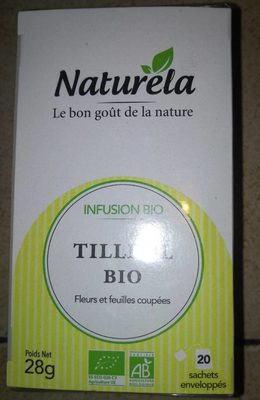Tilleul bio - Product - fr