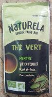 Thé vert bio menthe - Product - fr