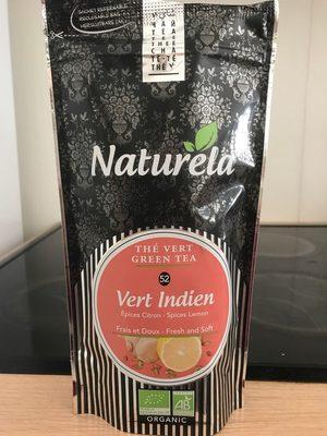Thé vert Indien bio - Product - fr