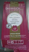 Biospresso Moka D'éthiopie - Produit