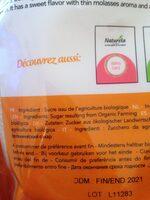 Roux Croquant - Ingrediënten - fr
