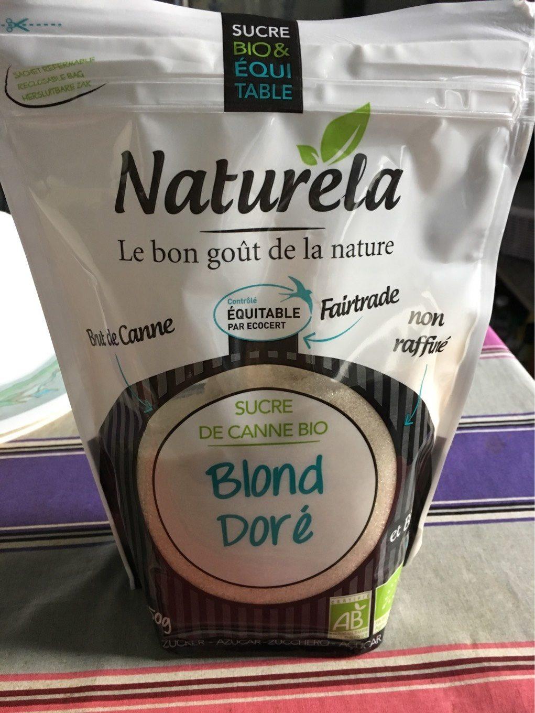 Sucre de canne bio - Product - fr