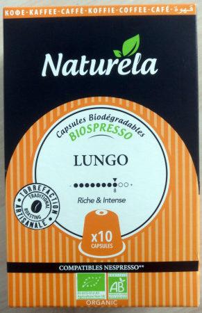 Capsules biodégradables Biospresso Lungo - Product - fr