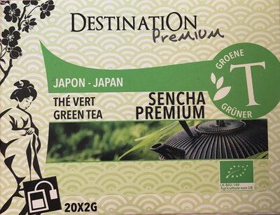 Sencha Premium - Produit - fr