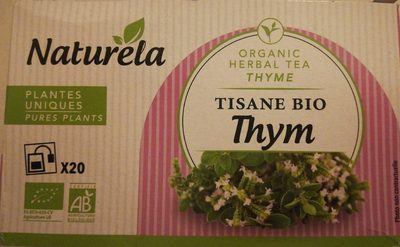 Tisane Bio Thym - Product - fr