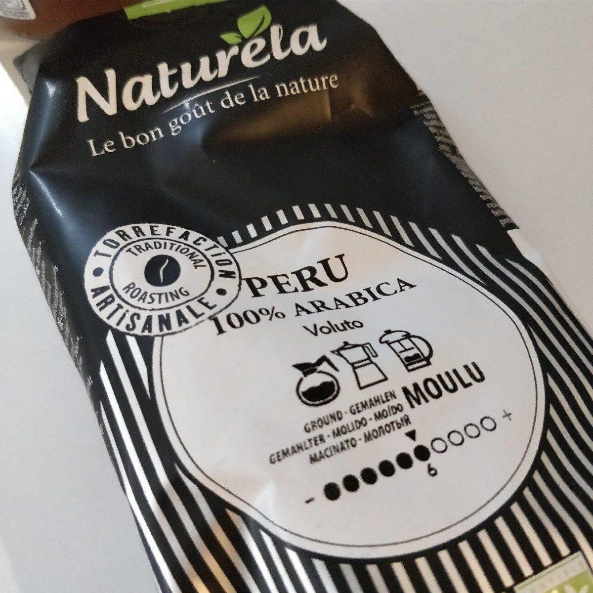 Café Peru 100% arabica - Produit - fr