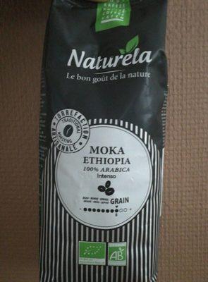 Moka Ethiopia 100% Arabica Intense - Product