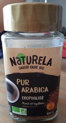 Café instantané bio 100% arabica - Product