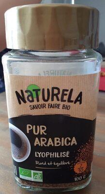 Café instantané bio 100% arabica - Product - fr