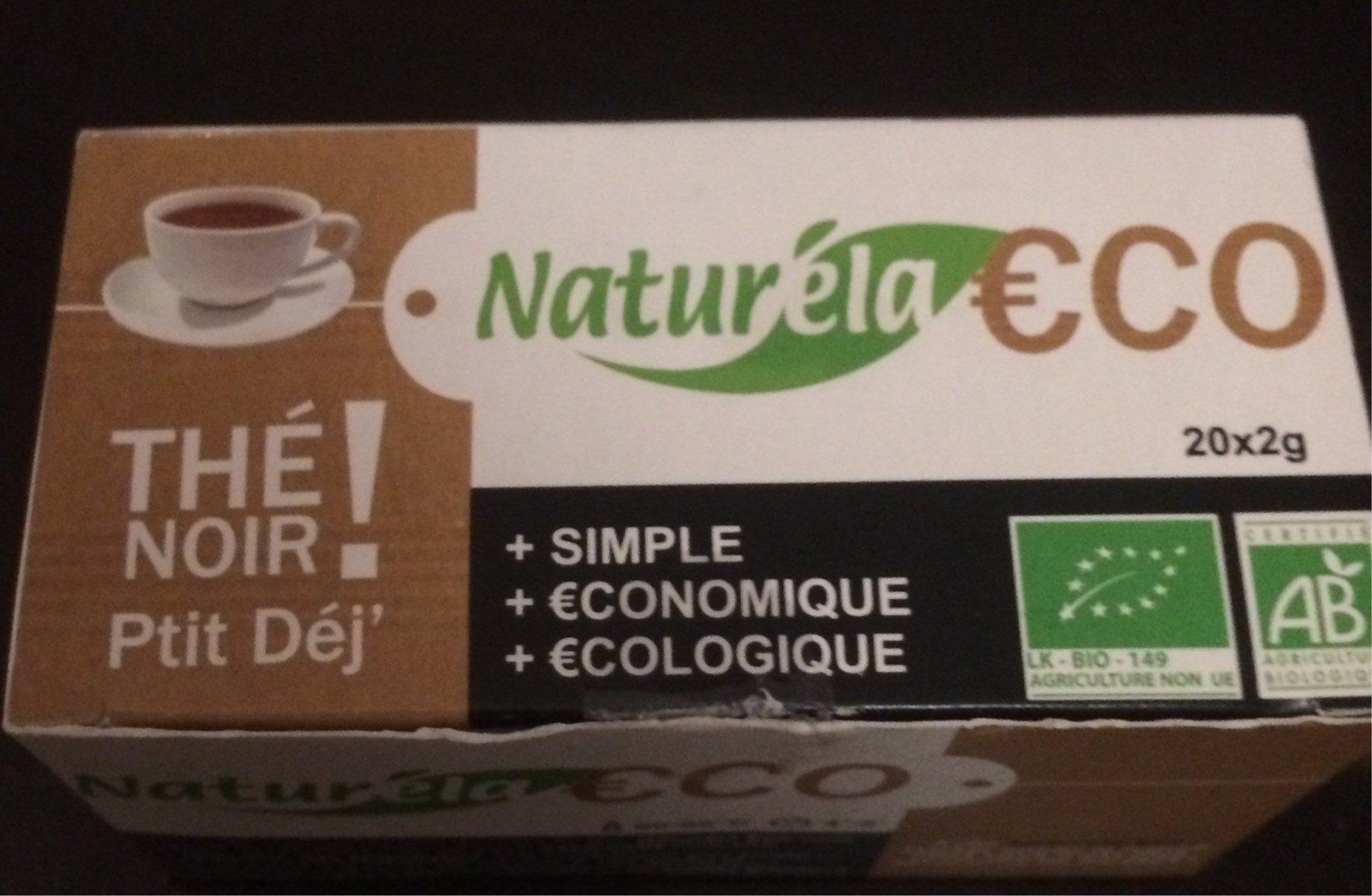 Thé noir - Product - fr