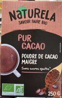 Poudre de cacao maigre - نتاج - fr