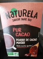 Pur cacao - Ingrediënten - fr