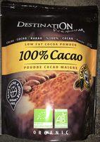 Poudre 100% cacao maigre - Produto - fr