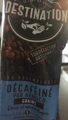 Cafe Grains Decafeine - Produit - fr