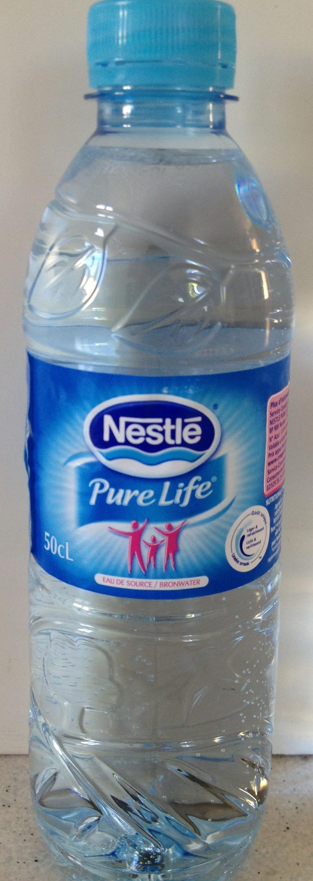 Eau Pure Life - Producto