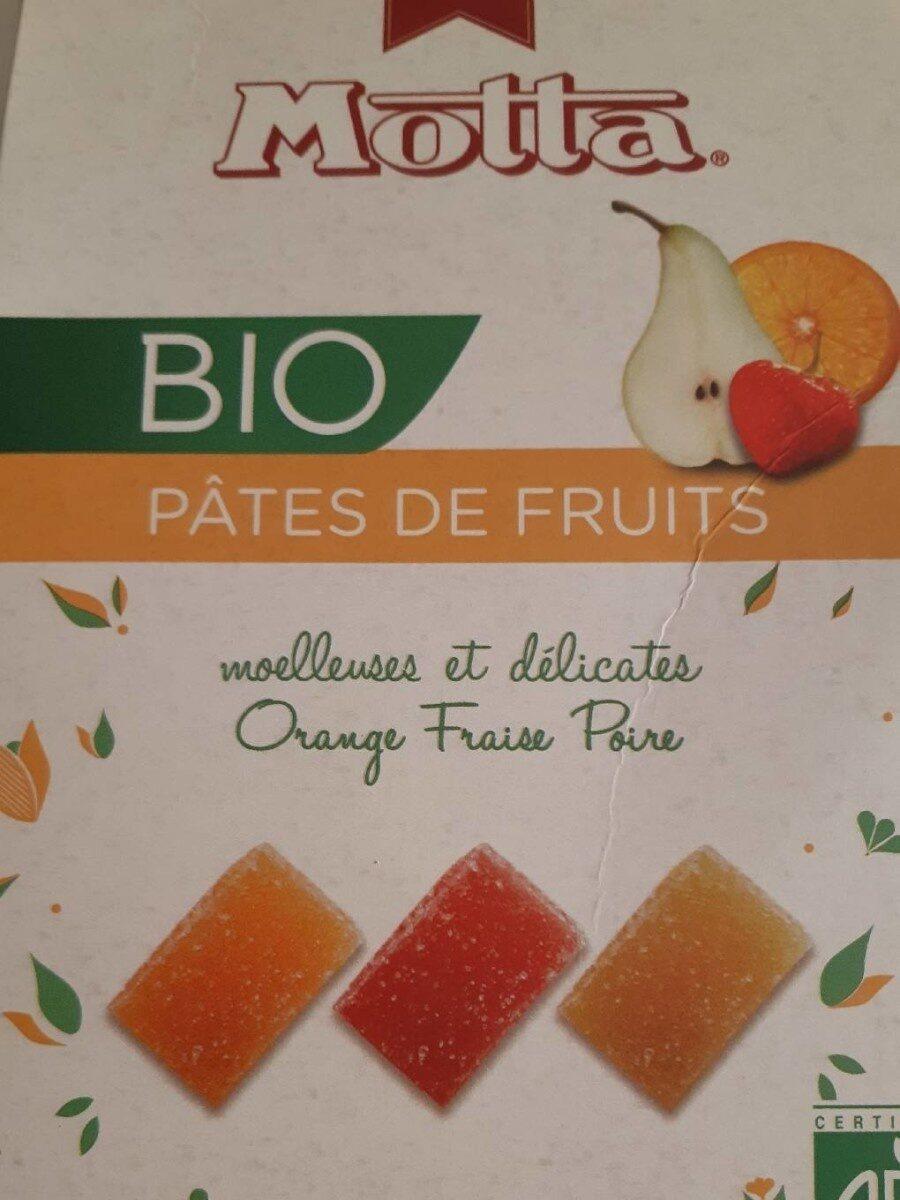 Pâtes de fruits moelleuses et délicates - Produit - fr