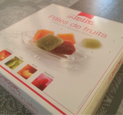 Pâtes de fruits - Produit - fr