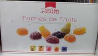 Formes de fruits - Produit - fr