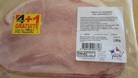 Jambon cuit supérieur - Produit