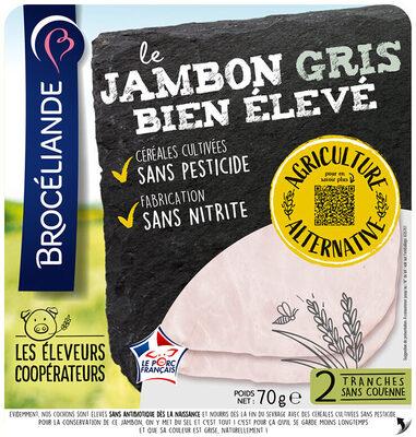 Le Jambon Gris Bien Élevé - Product - fr