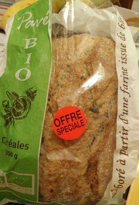 Pavé bio céréales - Produit - fr