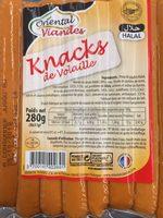 El Saada knacks de volaille - Product